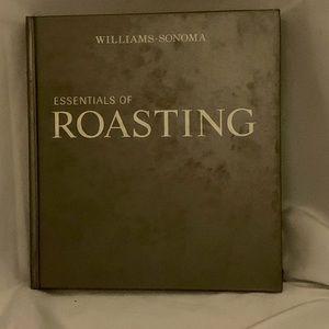 William Sonoma Essentials of Roasting cook book